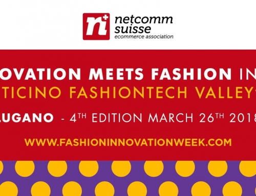 "Innovation meets Fashion in the ""Ticino FashionTech Valley"" 2018"