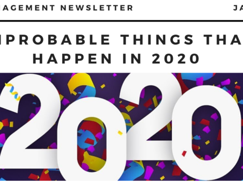 PM Newsletter   •   January 2020